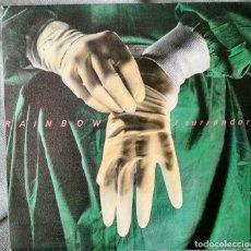 Discos de vinilo: RAINBOW - I SURRENDER. SINGLE, EDICIÓN ESPAÑOLA 1981.. Lote 205770157