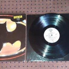Discos de vinilo: PRINCE - BATMAN BSO - EUROPA - WARNER - REF 925 936-1 - INCLUYE ENCARTE - L -. Lote 205770521