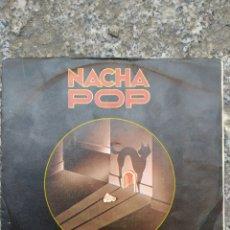 Discos de vinilo: NACHA POP. RELOJES EN LA OSCURIDAD. SINGLE VINILO. Lote 205773075