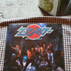 Discos de vinilo: ZERO -- EN LA BATALLA - PROMOCIONAL RCA VICTOR PL - 35496, 1985, HARD ROCK, HEAVY METAL ESPAÑOL.. Lote 205775272