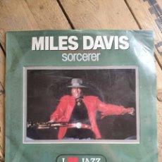Discos de vinilo: MILES DAVIS. Lote 205776523