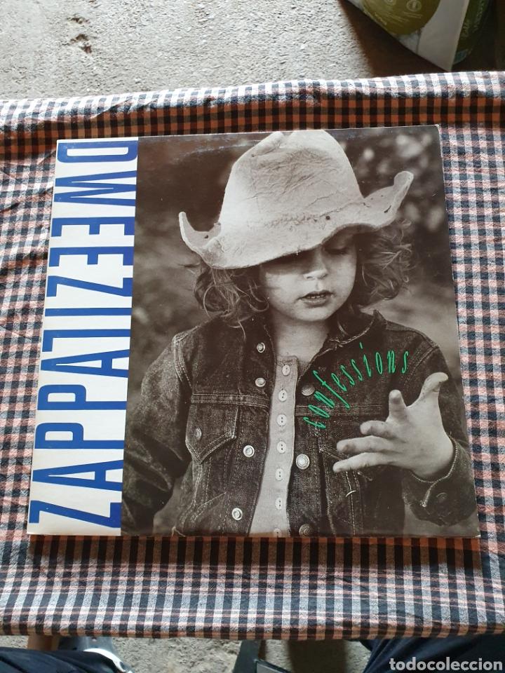 DWEEZIL ZAPPA - CONFESIONES, FORD FOR THOUGHT RECORDS - GRÚA 19, 1991, UK. (Música - Discos - LP Vinilo - Pop - Rock Extranjero de los 90 a la actualidad)