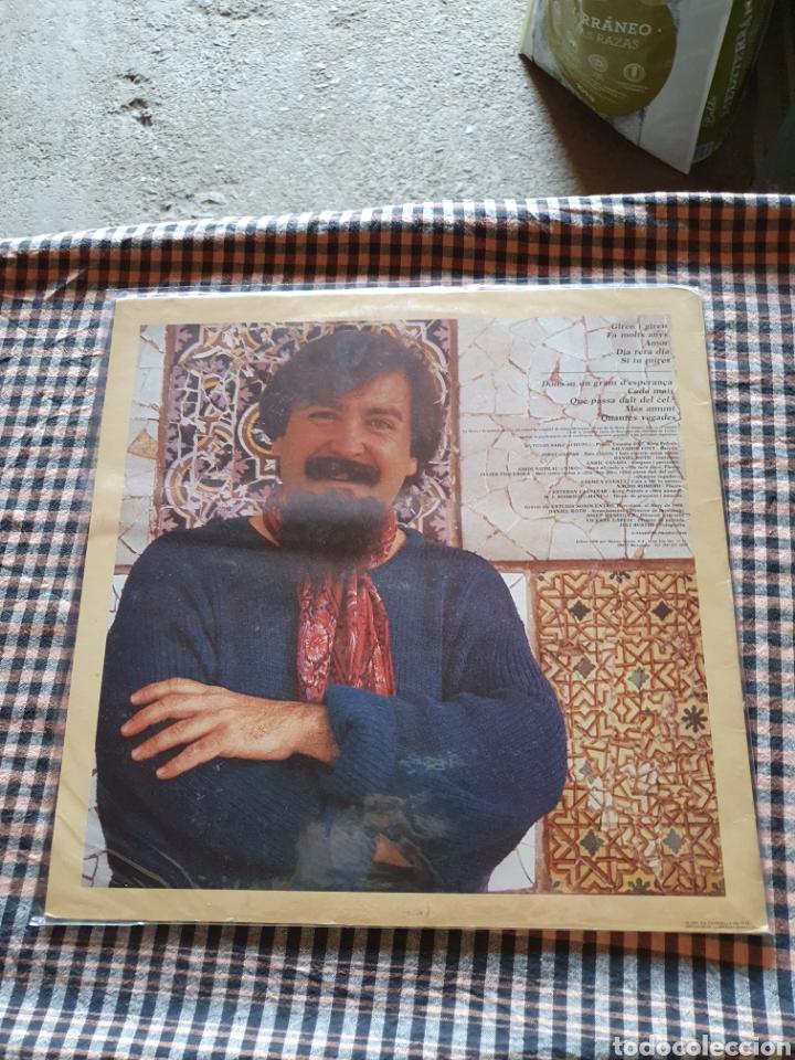 Discos de vinilo: Josep meseguer, cants de la interior, 1986 - Foto 2 - 205780433
