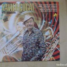 Discos de vinilo: XAVIER CUGAT: BRASIL, AMAPOLA, BESAME MUCHO,... DIAL DISCOS 1979. Lote 205782586