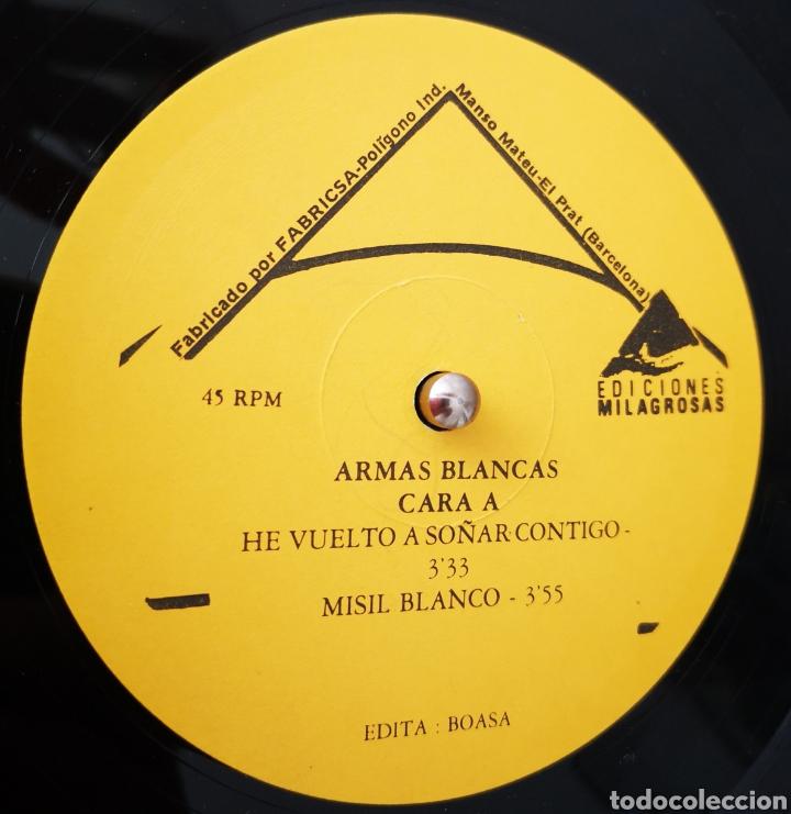 Discos de vinilo: ARMAS BLANCAS - HE VUELTO A SOÑAR CONTIGO ESTA NOCHE - Foto 2 - 205794468