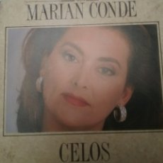 Discos de vinilo: MARIAN CONDE SINGLE SELLO DISPASON AÑO. Lote 205795255