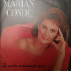 Discos de vinilo: MARIAN CONDE SINGLE SELLO DIAPASÓN AÑO 1992. Lote 205796360