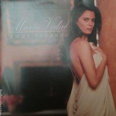 Discos de vinilo: MARÍA VIDAL SINGLE SELLO ZAFIRO AÑO 1993. Lote 205797632