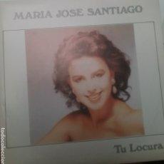 Discos de vinilo: MARÍA JOSÉ SANTIAGO SINGLE SELLO ZAFIRO AÑO 1986. Lote 205797867