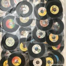 Discos de vinilo: 90 SINGLES, REGGAE, ROOTS, DUB, VERSION, COLECCIÓN PARTICULAR OPORTUNIDAD UNICA. Lote 205798417