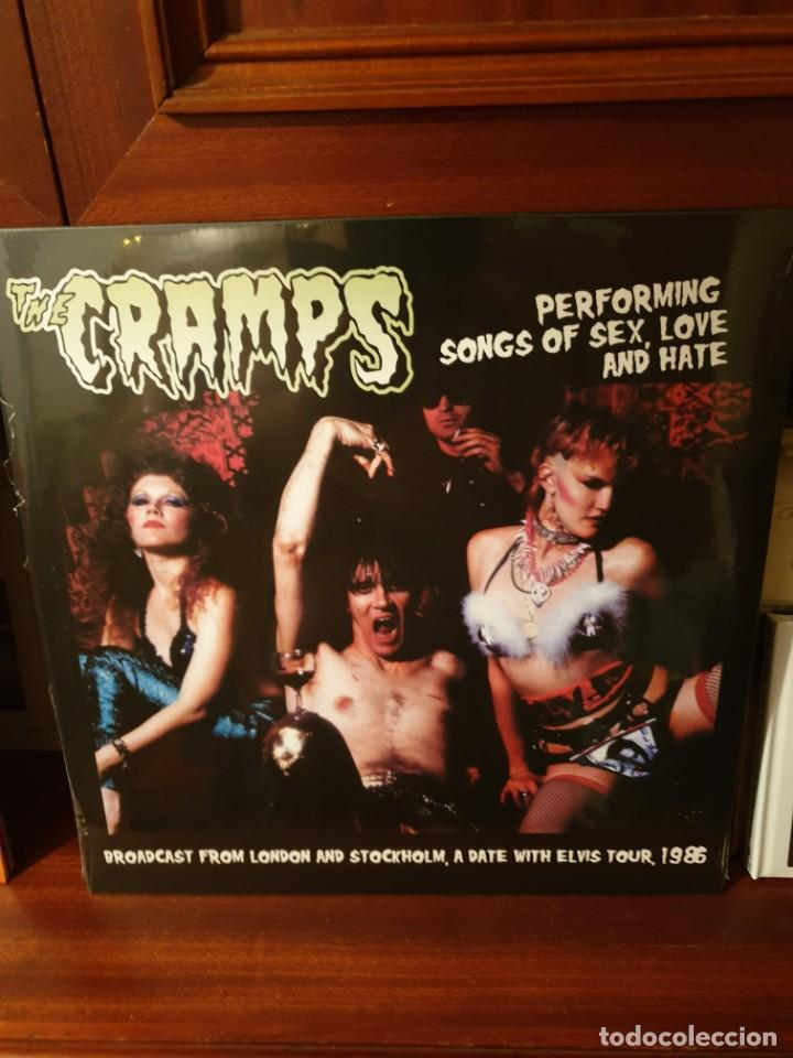 The Cramps  Perfoming Songs Of Sex Love And Ha - Comprar -3733