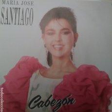 Discos de vinilo: MARÍA JOSÉ SANTIAGO SINGLE SELLO ZAFIRO AÑO 1989. Lote 205798945