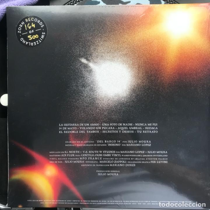 Discos de vinilo: Julio Moura  Enigma IV GUITARRISTA DE VIRUS - Foto 2 - 205800917