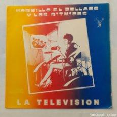 Discos de vinilo: MORCILLO EL BELLACO. LA TELEVISIÓN. PROMO. DISCOS MEDICINALES CS-598-1984. FUNDA VG+. DISCO VG++. Lote 205806845