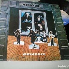 Discos de vinilo: JETHRO TULL - BENEFIT ..LP DE CHRYSALIS - EDICION ESPAÑOLA , EN MUY BUEN ESTADO. Lote 205808342