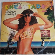 Discos de vinilo: ORQUESTA ENCANTADA - BAILONGO VACILÓN - BETTER 1982. Lote 205812160