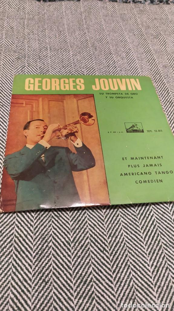 SINGLE GEORGES JOUVIN (Música - Discos - Singles Vinilo - Otros estilos)