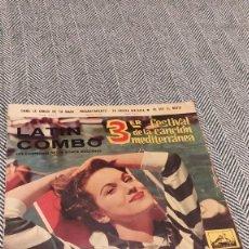 Discos de vinilo: SINGLE LATIN COMBO. Lote 205816647