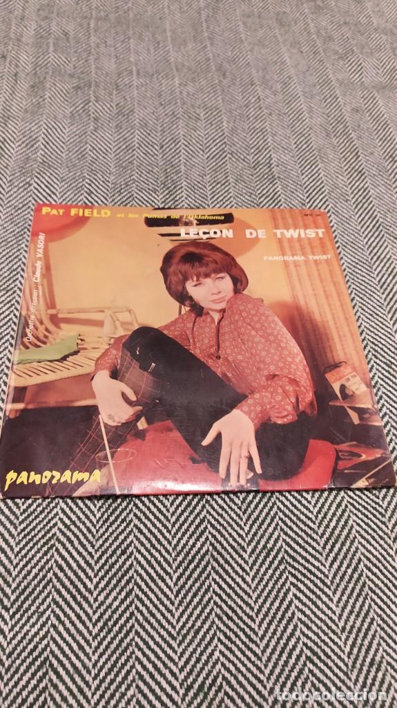 SINGLE PAT FIELD (Música - Discos - Singles Vinilo - Otros estilos)
