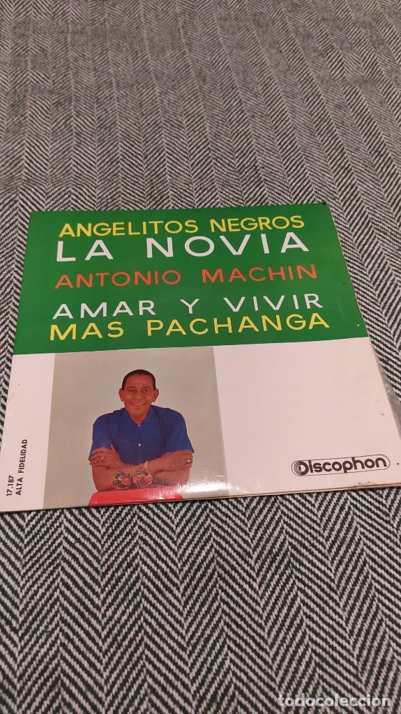 SINGLE ANTONIO MACHÍN (Música - Discos - Singles Vinilo - Otros estilos)