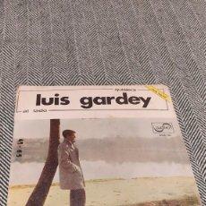 Discos de vinilo: SINGLE LUIS GARDEY. Lote 205818671