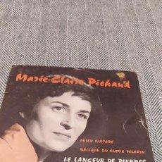 Discos de vinilo: SINGLE MARIECLAIRE PICHAUD. Lote 205818931