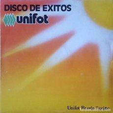 Discos de vinilo: CELIA CRUZ Y WILLIE COLÓN / HECTOR LAVOE – DISCO DE EXITOS UNIFOT. Lote 205819821