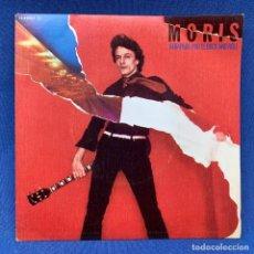 Discos de vinilo: SINGLE DE MORIS - ATRAPADO POR EL ROCK AND ROLL - ESPAÑA - AÑO 1980. Lote 205820375