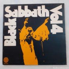 Discos de vinilo: BLACK SABBATH. VOL4. CON 4 PGS A COLOR EN GATEFOLD. VERTIGO 6360 071. 1972 UK. FUNDA VG+. DISCO VG+.. Lote 205820496