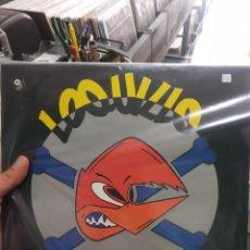Discos de vinilo: LP LOQUILLO Y LOS TROGLODITAS LOS SINGLES BUEN ESTADO. Lote 205827066