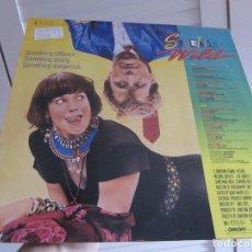 Discos de vinilo: DAVID BYRNE / NEW ORDER / OINGO BOINGO / UB40 Y MAS - SOMETHING WILD. ORIGINAL SOUND TRACK - 1986. Lote 205828610