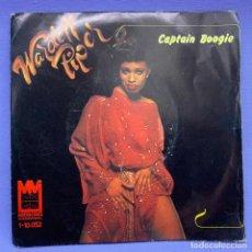 Discos de vinilo: SINGLE CAPTAIN BOOGIE WARDELL PIPER. Lote 205829557