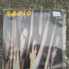 Discos de vinilo: RADIO FUTURA. ESCUELA DE CALOR. SINGLE VINILO.. Lote 205836595