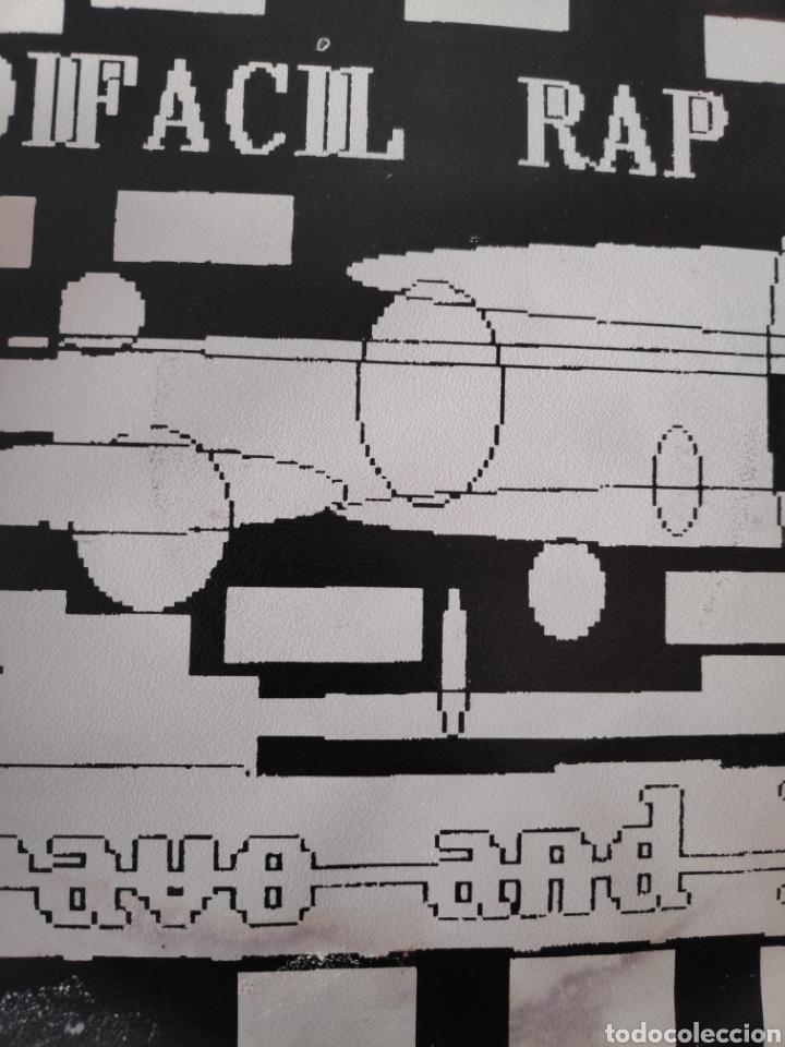 Discos de vinilo: NT DIFACIL RAP - BRAVO AND DJS 1989 PROMO PROMOCIONAL SPAIN SINGLE VINILO - Foto 2 - 205837603