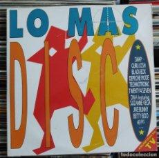 Discos de vinilo: LO MAS DISCO (ARIOLA 303 950) (2LPS, ALBUM) (D:VG++). Lote 205839540
