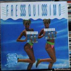 Discos de vinilo: FRESSSQUISSSIMO (POLYSTAR 840 528-1) (2 × VINYL, LP, COMPILATION) (D:VG++). Lote 205839917