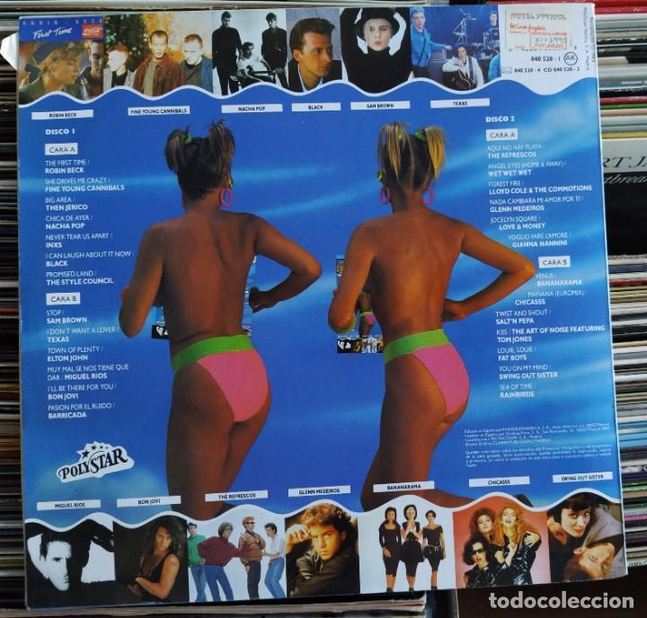 Discos de vinilo: Fresssquisssimo (Polystar 840 528-1) (2 × Vinyl, LP, Compilation) (D:VG++) - Foto 2 - 205839917