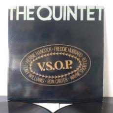 Discos de vinilo: V.S.O.P. QUINTET. EL QUINTETO. CBS. 1978. ESPAÑA. Lote 205843168