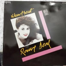 "Discos de vinilo: RAWE DEAL - HEARTBEAT (12"")1985. SELLO:ZAFIRO CAT. Nº: OOS-799. COMO NUEVO. Lote 205846193"