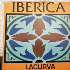 """Discos de vinilo: LACURVA - IBERICA (12"""") 1985SELLO:MAX MUSIC CAT. Nº: NM798MX COMO NUEVO. Lote 205846791"""
