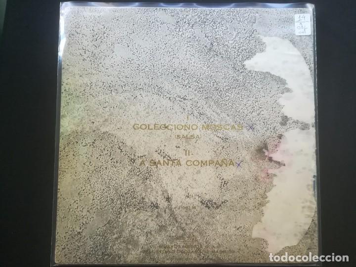Discos de vinilo: GOLPES BAJOS - COLECCIONO MOSCAS - Foto 2 - 205848321