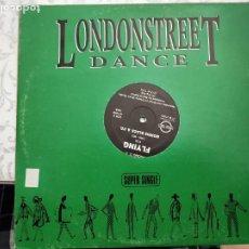 "Discos de vinilo: MORRIS BLACK & CO - KEEP IT UP / FLYING (12"", PROMO)1991.LONDON STREET FTM 31685.VINILO COMO NUEVO. Lote 205848335"