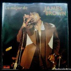 Discos de vinilo: JAMES BROWN - LO MEJOR DE. Lote 205849793