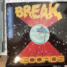 """Discos de vinilo: LASER DANCE* - LASER DANCE (12"""") 1984. SELLO:BREAK RECORDS CAT. Nº: 308456. COMO NUEVO. Lote 205849965"""