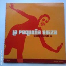 Discos de vinilo: LA PEQUEÑA SUIZA - SIMPATICO EP. Lote 205851285