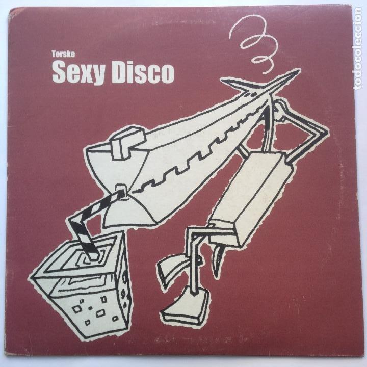 TORSKE - SEXY DISCO - SK036 1999 (Música - Discos de Vinilo - EPs - Techno, Trance y House)