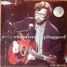 Discos de vinilo: ERIC CLAPTON : UNPLUGGED [DEU 1992] LP/GAT. Lote 205852527