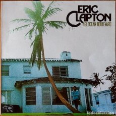 Discos de vinilo: ERIC CLAPTON : 461 OCEAN BOULEVARD [ESP 1989 LP. Lote 205853502