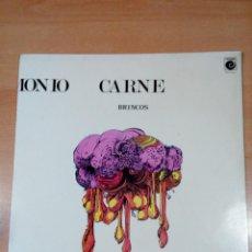 Discos de vinilo: LOS BRINCOS - LP MUNDO DEMONIO CARNE - BUEN ESTADO - VER FOTOS. Lote 205854245