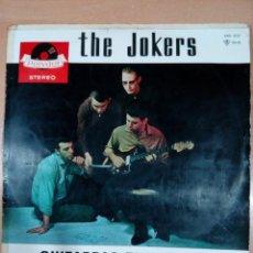 Discos de vinilo: THE JOKERS - LP GUITARRAS EN ESTEREO - LEER ESTADO - VER FOTOS. Lote 205854491